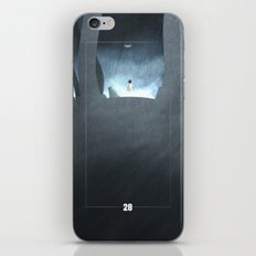 Number 28 iPhone & iPod Skin