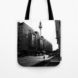 Berliner Straßen Tote Bag