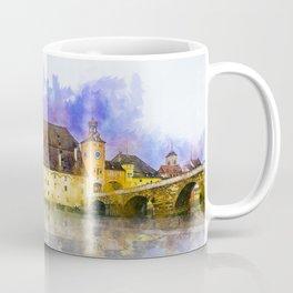 Regensburg Coffee Mug