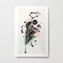 Dance of the Seven Veils, pt. 1 Metal Print