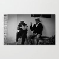 goodfellas Canvas Prints featuring Goodfellas by Psphotographydublin