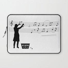 Making music Laptop Sleeve