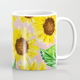 Sunny #society6 #decor #buyart Coffee Mug