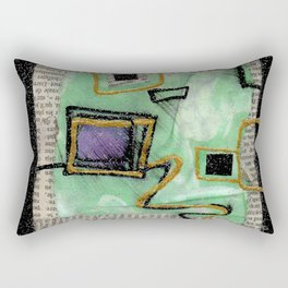 Quadratum 4 bis Rectangular Pillow