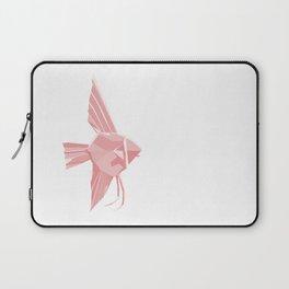 Origami Angelfish Laptop Sleeve