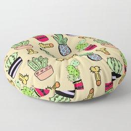 Prickly Heat  Floor Pillow