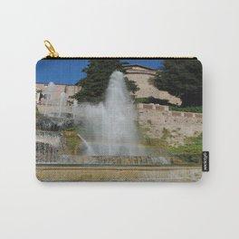 Tivoli Fountain Carry-All Pouch
