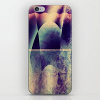 theater iPhone & iPod Skins featuring Winter Theater by Truly Juel