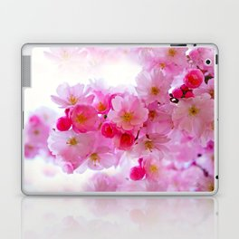 Cherry Blossom Tree So Pink Laptop & iPad Skin