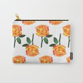 Multi-Roses Carry-All Pouch