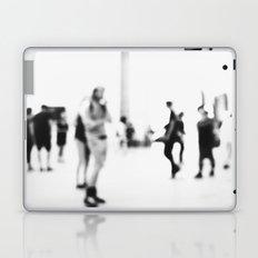 Blurring art Laptop & iPad Skin