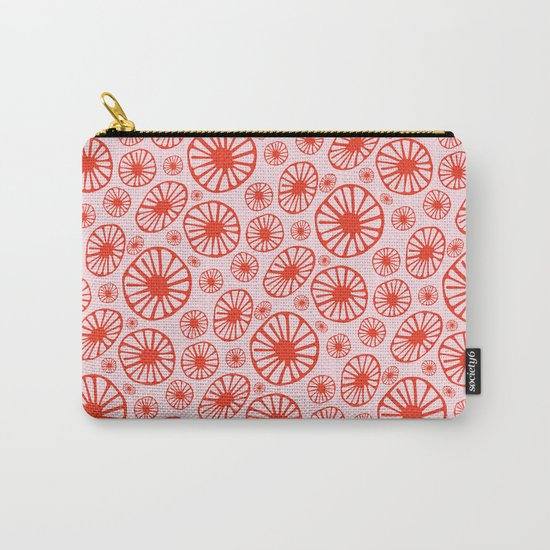 Little Cherry Blossom Carry-All Pouch