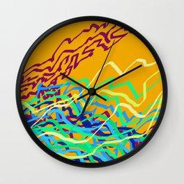 Coastal Frequencies 1 Wall Clock