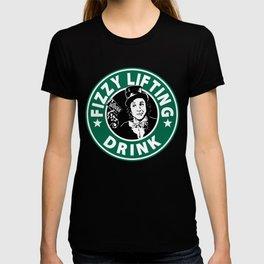 Willy Wonka Starbucks T-shirt