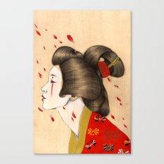Turning Japanese II Canvas Print