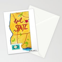 Hail State Stationery Cards