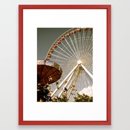 Take a Ride Framed Art Print