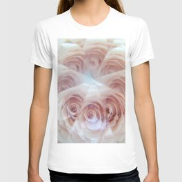 crystal rose T-shirt