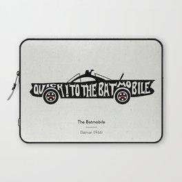 The Batmobile 1966 Laptop Sleeve