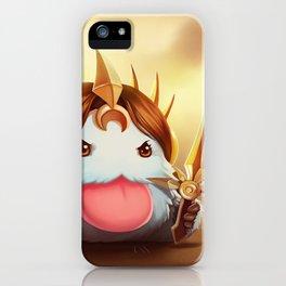 Leona Poro League Of Legends iPhone Case