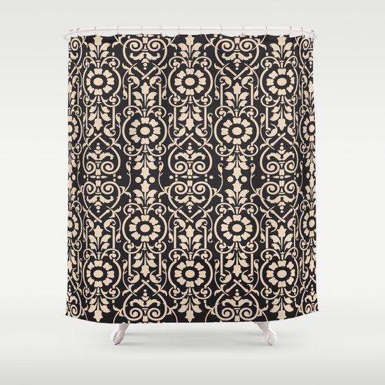 N16 Shower Curtain