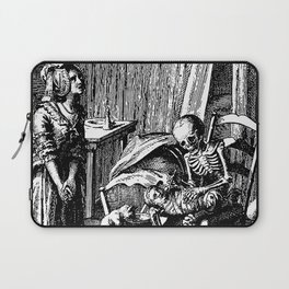 DEATH of CHILD Laptop Sleeve