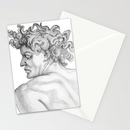 Ignudi. after Michael Angelo Stationery Cards