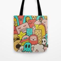 Doodleicious Tote Bag