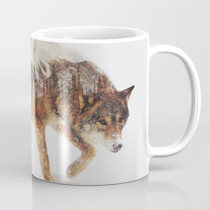 Arctic Wolf Coffee Mug By Andreaslie Society6