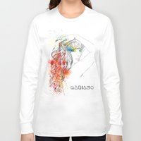 rogue Long Sleeve T-shirts featuring Rogue by Mariano Daniel