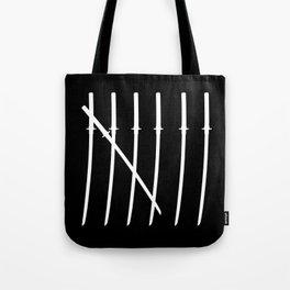The Samurai Checklist Tote Bag