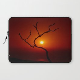 Evening Branch II Laptop Sleeve