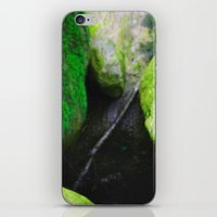 moss iPhone & iPod Skins featuring Moss by Darkest Devotion