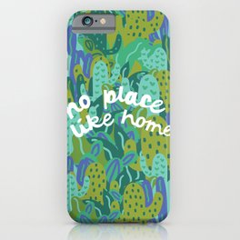No Place Like Home iPhone Case