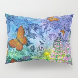 Monarch Haven Pillow Sham