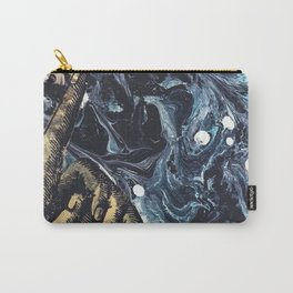 Pointer Finger Up Carry-All Pouch