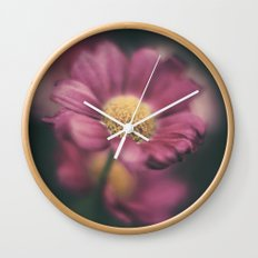 Daisy' Wall Clock