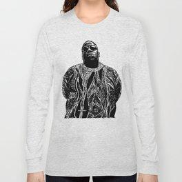 Biggie Biggie Biggie Long Sleeve T-shirt