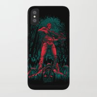 hunter x hunter iPhone & iPod Cases featuring Hunter by Fuacka