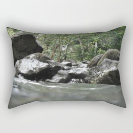 Fish's Take Rectangular Pillow