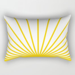 Ray of sunshine Rectangular Pillow