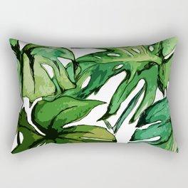 swiss cheese Rectangular Pillow