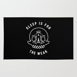 Sleep Is For The Weak Rug