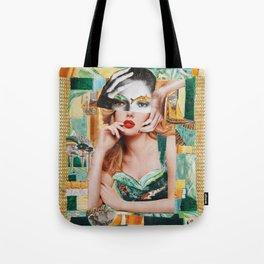 Impression Tote Bag
