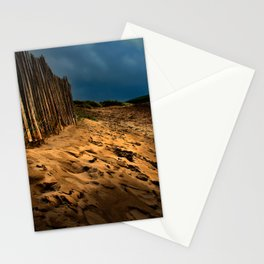 Bantham Beach Exit Stationery Cards