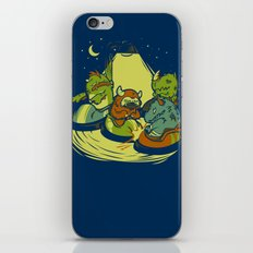 Things that go Bump in the Night iPhone & iPod Skin