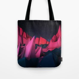 #Transitions XXVII - Ventures Tote Bag