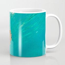 Jellyfish Underwater Coffee Mug