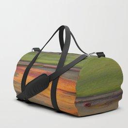 Rainbow Eucalyptus Duffle Bag