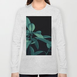 Rubber plant Long Sleeve T-shirt